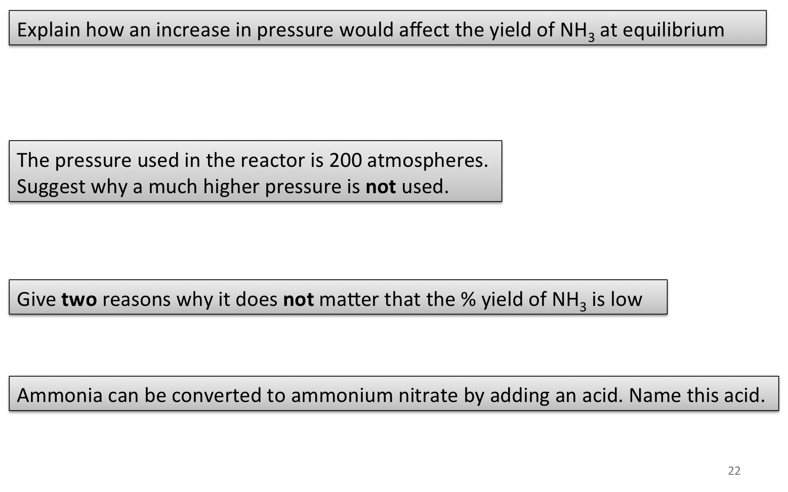 C35 production of ammonia an example of a reversible reaction c35 production of ammonia an example of a reversible reaction secondary science 4 all page 2 gamestrikefo Image collections