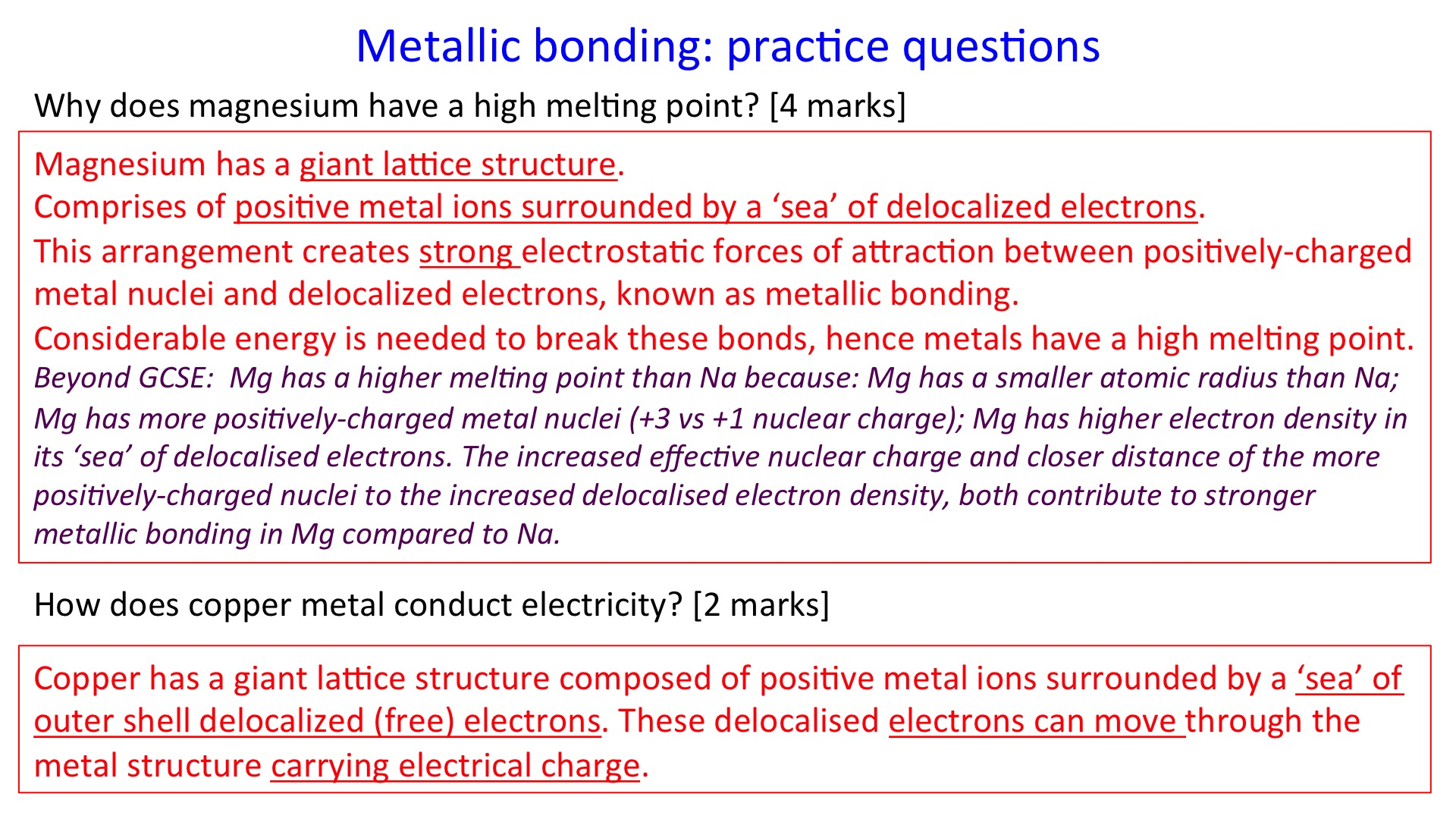 Limestone And Building Materials Exam Questions