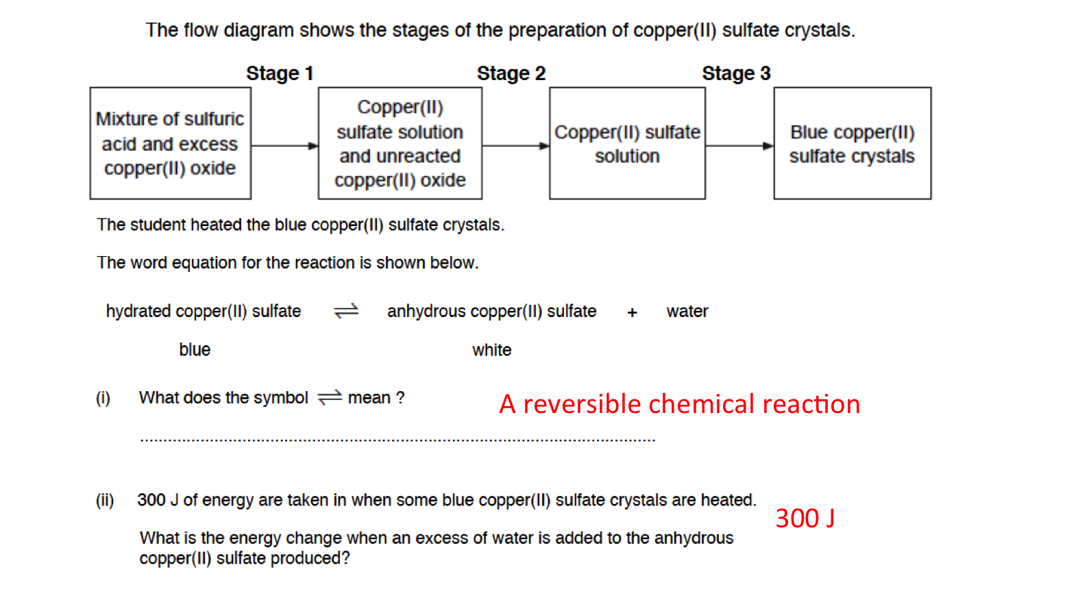 C25 Exothermic And Endothermic Reactions Secondary Science 4 All