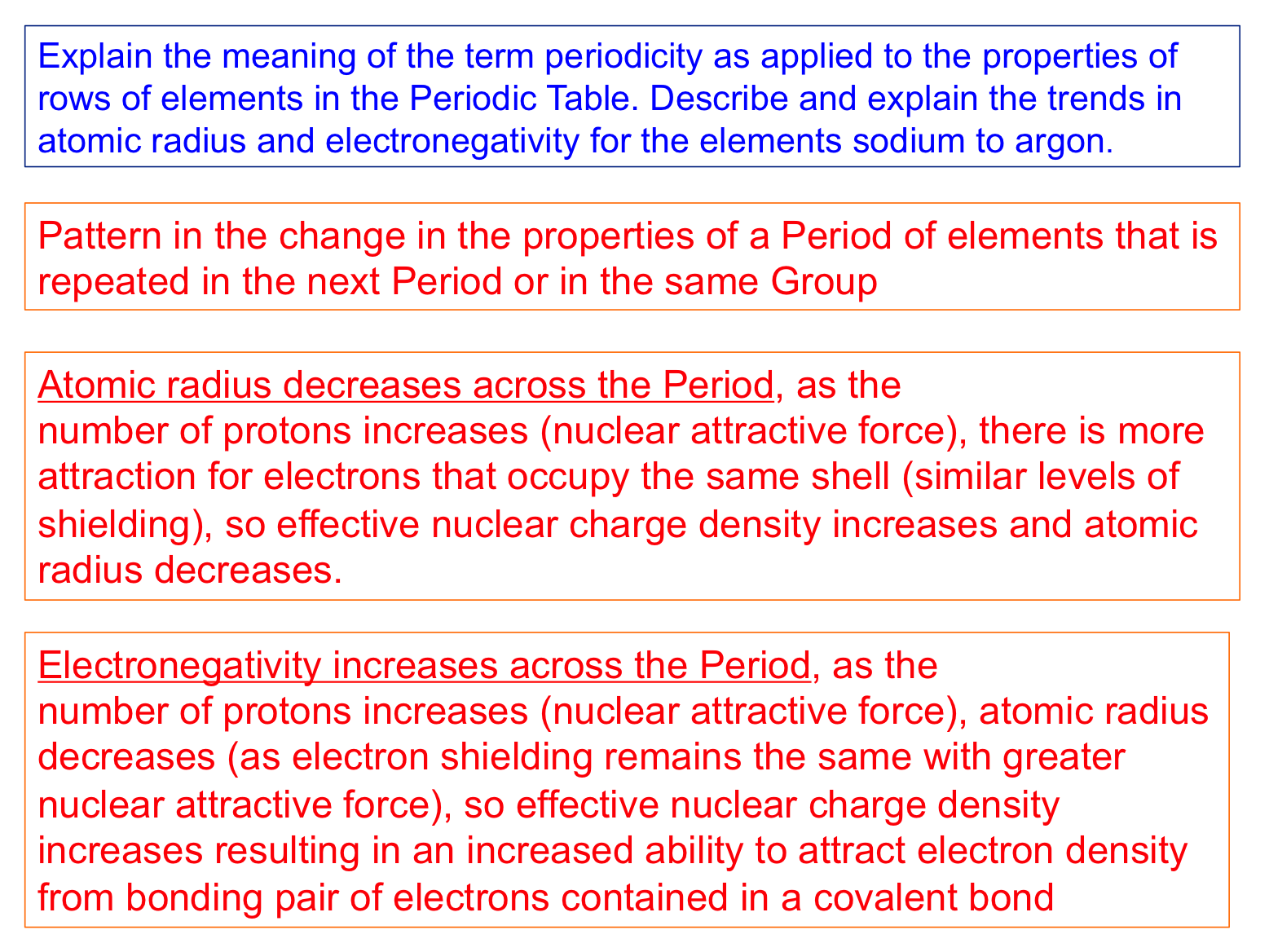 Physical properties of period 3 elements secondary science 4 all share this urtaz Images