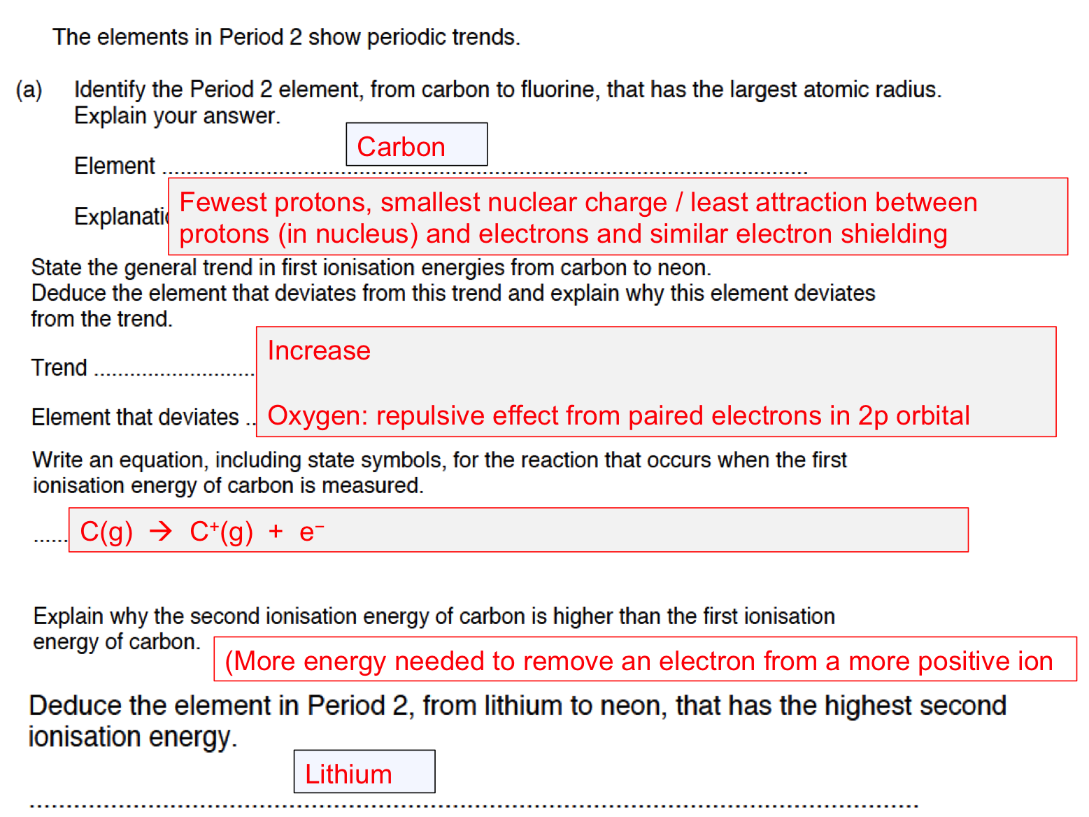 Physical properties of period 3 elements secondary science 4 all share this urtaz Choice Image